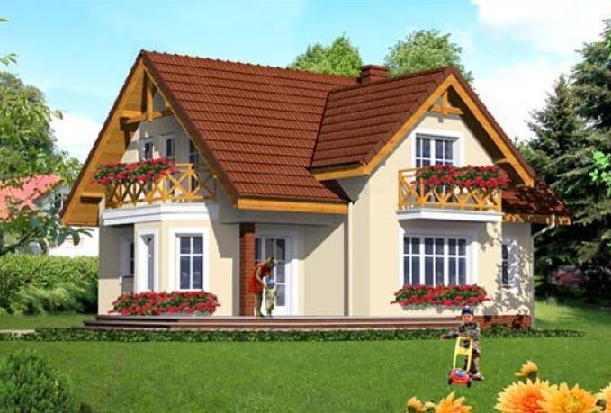 Построить безопасный дом из фибролитовых плит. Техрешение ...: http://greenboard-system.ru/proekty_domov/
