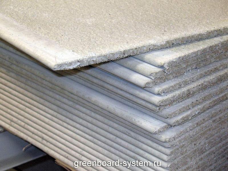 Цементно-стружечные плиты в деревянном - Ваш Дом